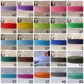 "1"" 25mm Nylon Polypropylene Bag Straps Webbing"